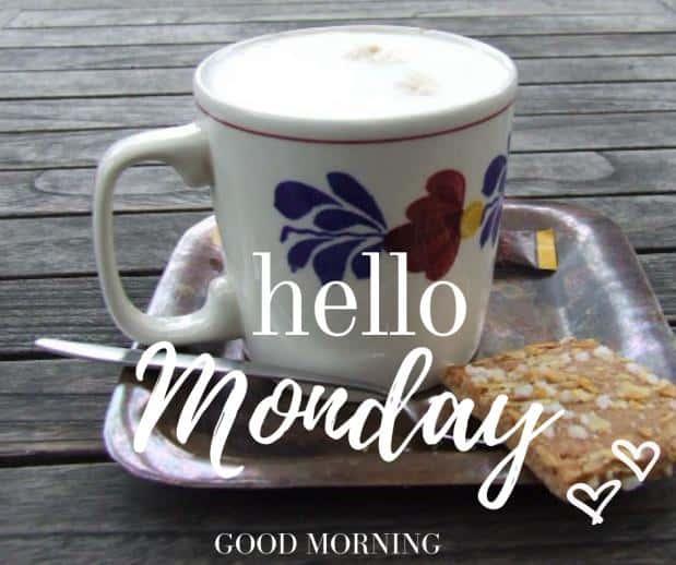 koffie maandag